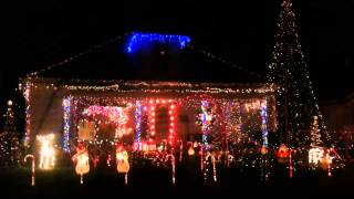 (Dabney Street Lights) - 12 Days of Christmas - Alvin and the Chipmunks (2013)