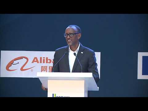 Electronic World Trade Platform | Keynote Address by Preside