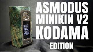 Minikin V2 KODAMA EDITION - Also how I got an even better finish!