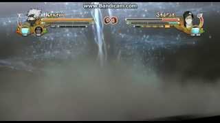 забуза против какаши в игре наруто ниндзя шторм 3