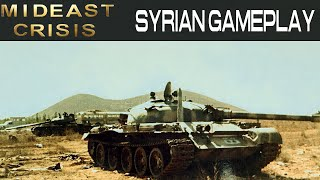 Mid East Crisis - Syrian Gameplay - Command and Conquer Generals: Zero Hour Mod