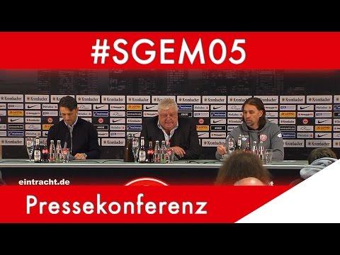 Pressekonferenz nach #SGEM05 | 05er.tv | 1. FSV Mainz 05