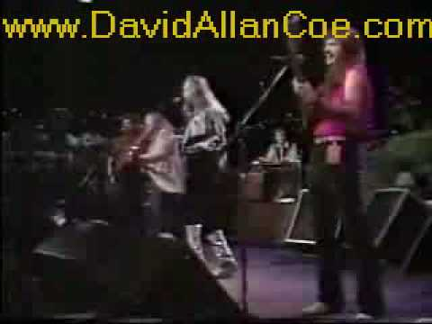 DAVID ALLAN COE My Girl flv