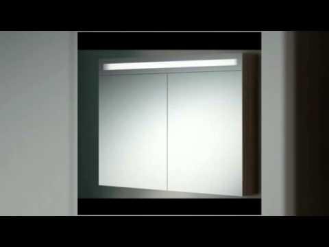Spiegelschrank Zum Einbau   YouTube   Badezimmerschrank Tl Royal