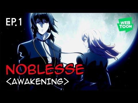 """Animasi """"NOBLESSE"""" (Awakening) - Ep.01"""