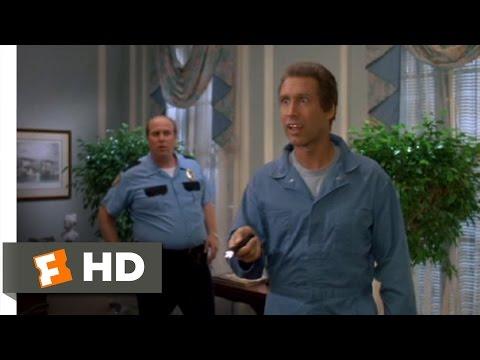 Fletch Lives (5/10) Movie CLIP - Microscopic Termites (1989) HD