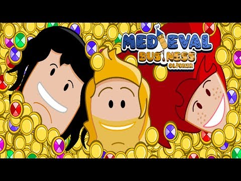 Medieval Business Clicker - Money Clicker Games Android ᴴᴰ