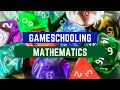 Gameschooling Math