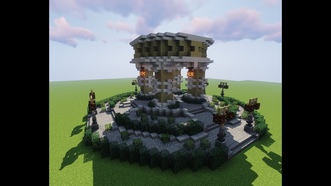Minecraft Make A SkyBlock Spawn [+120 Like Download]