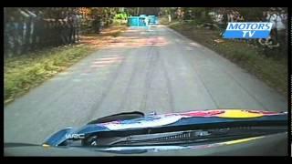Crash de Meeke dans le rallye de France 2011 WRC streaming