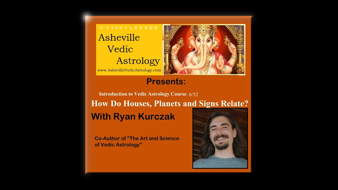 How do Planets Houses and Signs Relate - Introduction to Vedic Astrology  Course 6/52