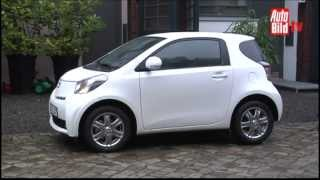 Duell der Stadtflitzer: Toyota iQ vs. Smart
