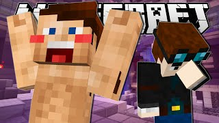 vuclip Minecraft | THE NAKED MAN?! | The Lab Minigame