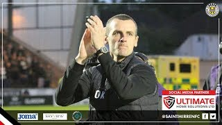 REACTION | Oran Kearney Post Celtic
