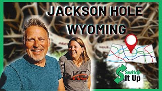 Jackson Hole Wyoming (What is there to do?)