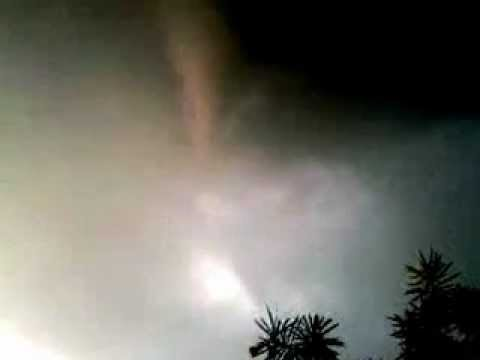 Quezon City downburst - Sunday, Sept. 23, 2012