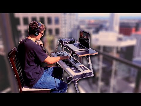 Kanye West - Runaway [Ableton Live Loop Cover]