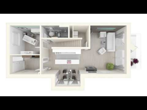 hannover linden neubauprojekt bestside linden der helma wohnungbau gmbh maisonette wohnung. Black Bedroom Furniture Sets. Home Design Ideas