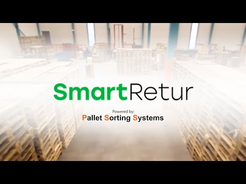 Smart Retur - Pallet Sorting Systems B.V.