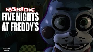 Rage Quit!! - Five Nights At Freddy's (Roblox Let's Play)