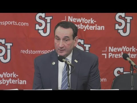 Coach K on Duke's loss to St. John's: It was disgusting | ESPN