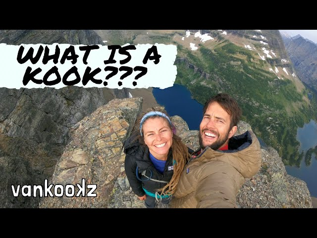 What is a Kook?  Subscribe to the Best Van Life Channel in this galaxy!