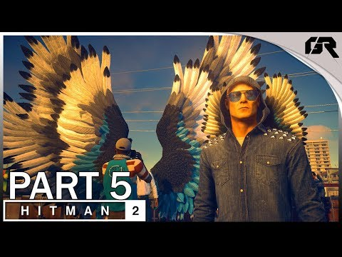 Ο ΚΟΜΜΩΤΗΣ ΤΟΥ BOLLYWOOD | HITMAN 2 GREEK GAMEPLAY PART 5