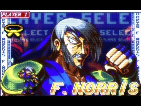 Fight'N Rage Round 1 F. NORRIS |
