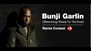 BUNJI GARLIN - DIFFERENTOLOGY (READY FOR THE ROAD) (Chipa Okay Remix)