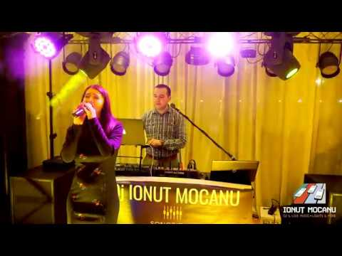 ALEXANDRA ANGHELACHE SI DJ IONUT MOCANU - DJ NUNTA BACAU, FORMATIE NUNTA BACAU