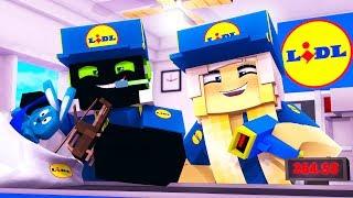 WIR ARBEITEN bei LIDL! - Minecraft [Deutsch/HD]
