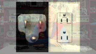 Американский стандарт штепсельных разъемов(Подписывайтесь на нашу группу Вконтакте — http://vk.com/chipidip, и Facebook — https://www.facebook.com/chipidip * Электрические вилк..., 2012-02-18T00:30:25.000Z)