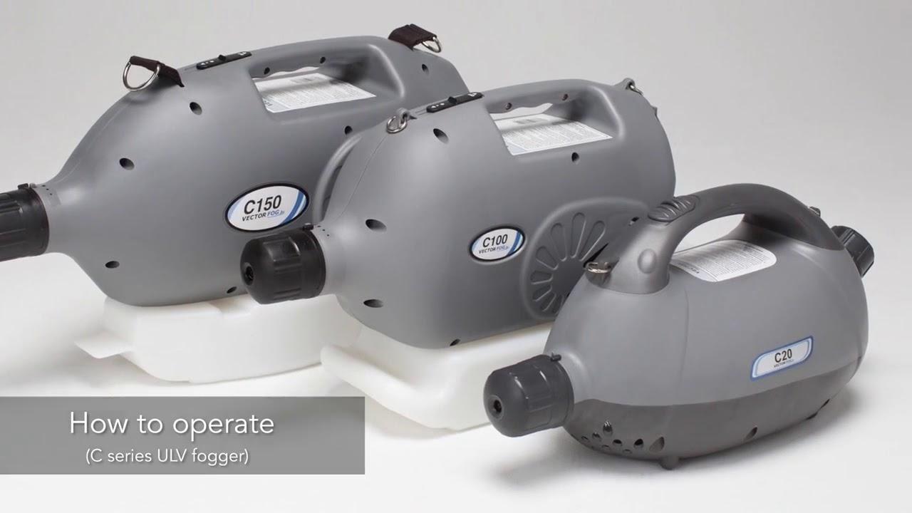 Vectorfog ULV Cold fogger