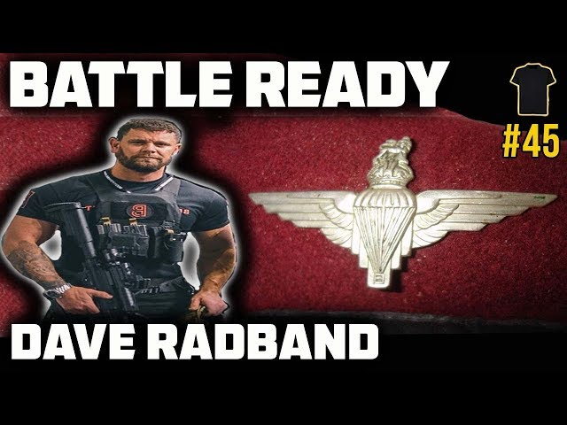 Special Forces Support Group | Dave Radband | Parachute Regiment | Bought The T-Shirt Podcast