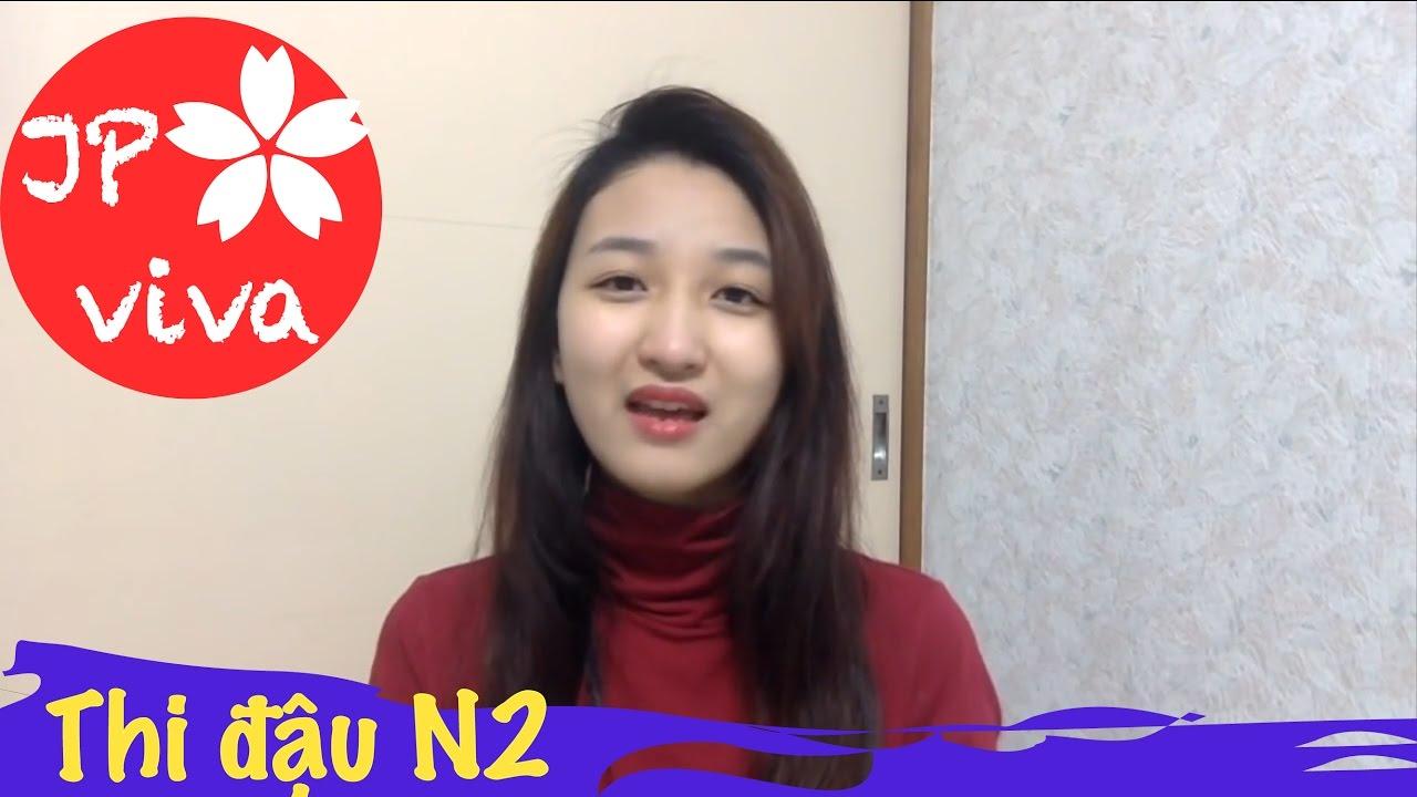 [JP viva] Nhận kết quả thi NATTEST tại Nhật