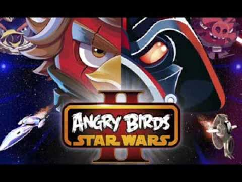 angry birds star wars boss music (duel of the fates)