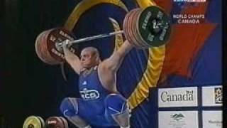 2003 Super-heavy Snatch Hightlghts