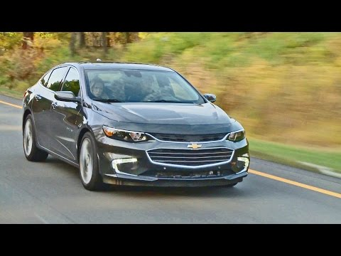 2016 Chevrolet Malibu - Automatic Parking Assist