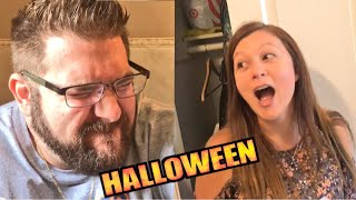 Buying My Wife a New House For Halloween
