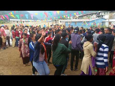 प्रकाश कटुवालको गीतमा 72 बर्सिया आमाको निर्ते Live prakash katuwal Program Ramechhap garjang