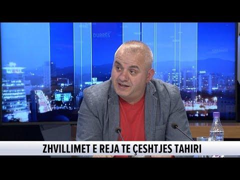 Artan Hoxha: Prokuroria italiane po e heton Tahirin veçmas grupit Habilaj, akuza ende e paformuluar