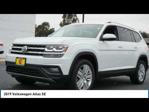 2019 Volkswagen Atlas 2019 Volkswagen Atlas SE FOR SALE in Corona, CA V9031