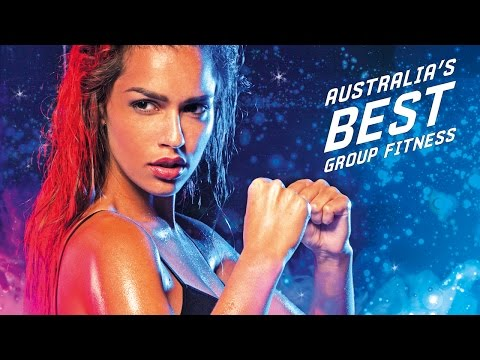 Australia's Best Group Fitness Experience!