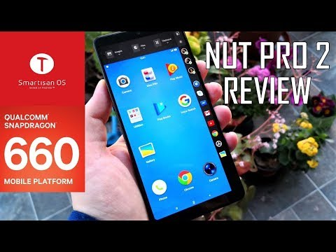 Smartisan Nut Pro 2 hands-on review - My New Favorite Phone!