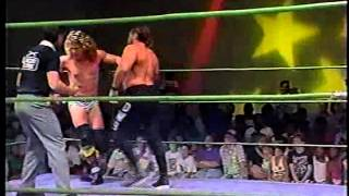 Joey Maggs and Rex King vs The Dirty White boys