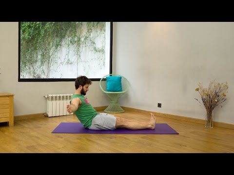 Video de pilates para molestias en lumbares y espalda