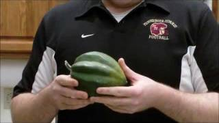 How to Make Acorn Squash (Low Glycemic )