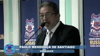 Paulo Santiago Pronunciamento 13 03 2018