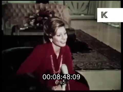 1976 Interview with Queen Alia of Jordan