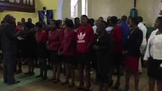 St Michael Youth Choir-Morena ke motsihetsi waka